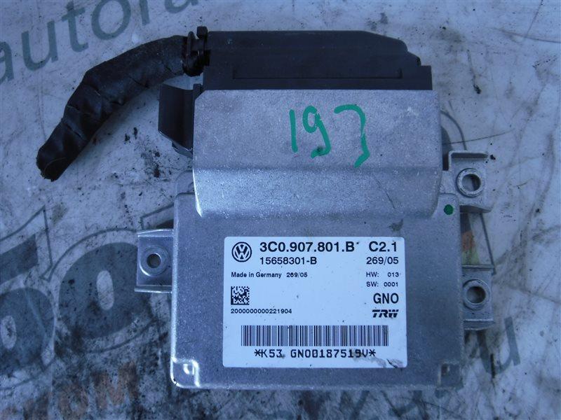 Блок управления Vw Passat B6 3C5 BKC 2006