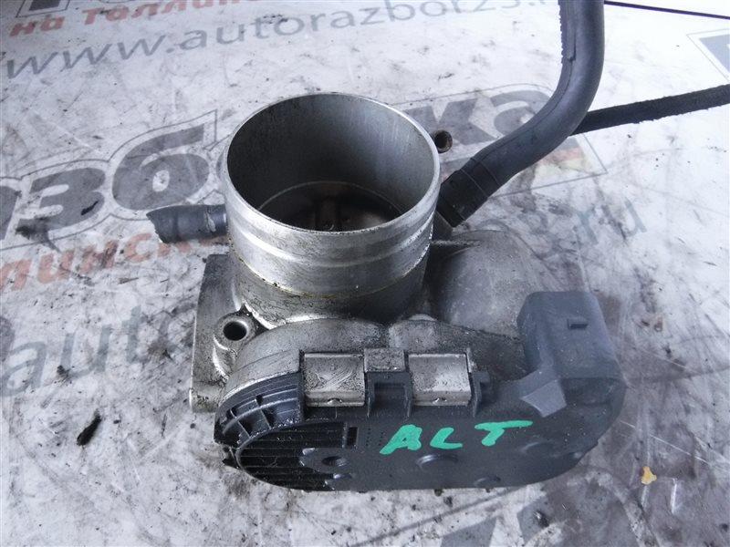 Блок дроссельной заслонки Audi A4 B6 ALT 2004