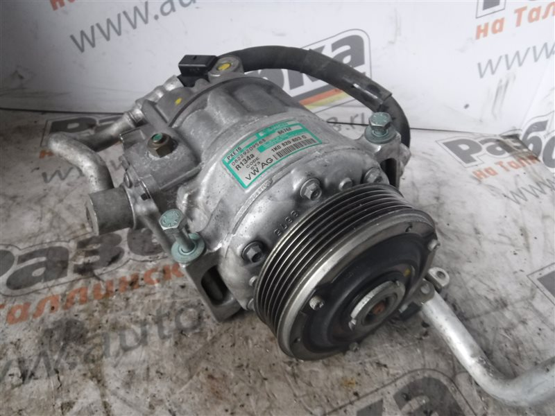 Компрессор кондиционера Vw Golf 5 1K1 BMM 2006