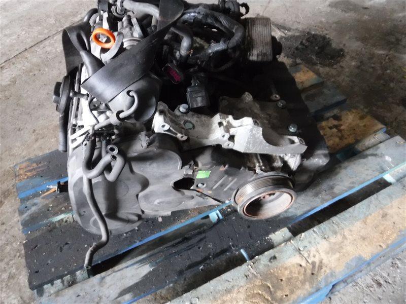 Двигатель Audi A3 8PA BKD 2005