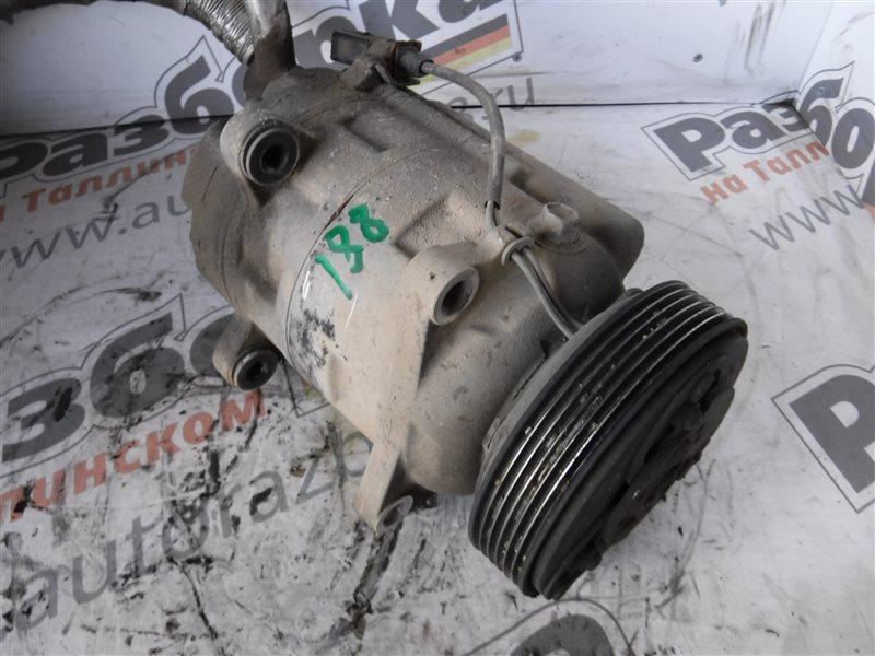 Компрессор кондиционера Vw Golf 4 1J1 AXP 2001