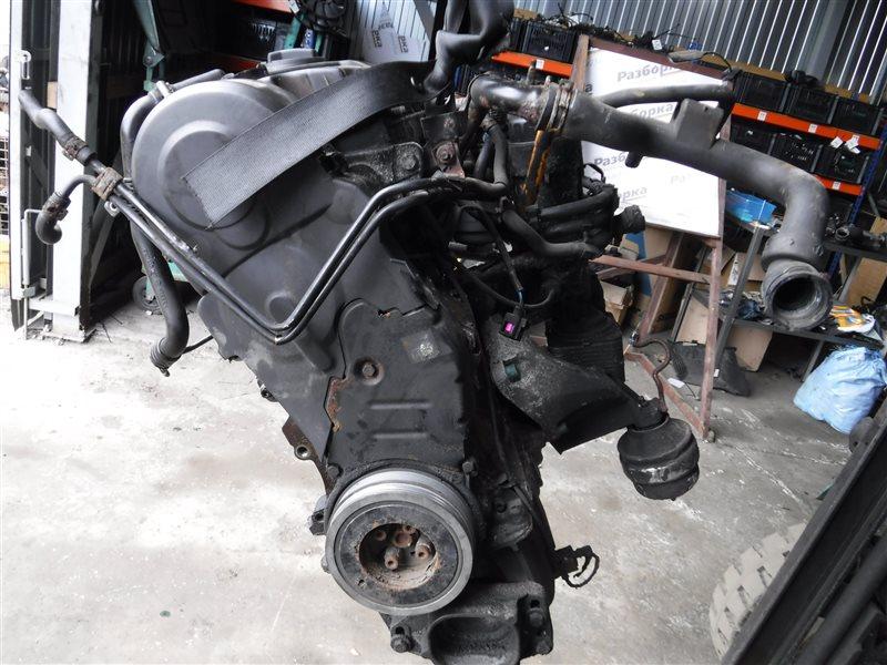 Двигатель Vw Passat B5 3B5 AWX 2002