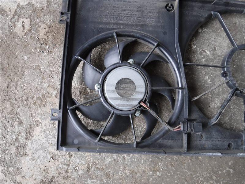Вентилятор радиатора кондиционера Vw Passat B6 3C5 BKC 2006