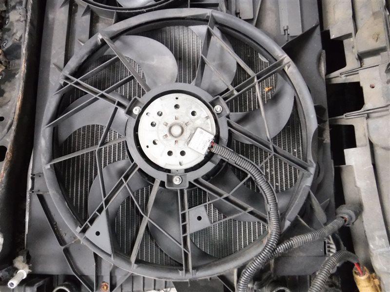 Вентилятор радиатора Vw Transporter T5 7HB BRS 2005