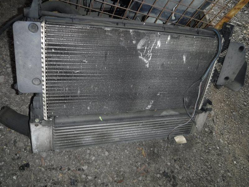 Радиатор двс Fiat Ducato 250 4HV 2008
