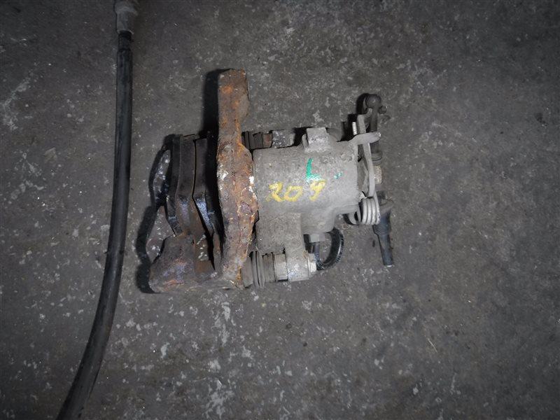 Суппорт Skoda Octavia A5 BLS 2008 задний левый