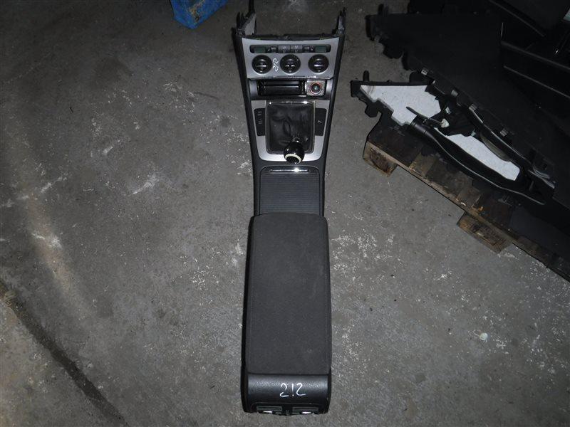 Центральная консоль Vw Passat B6 3C5 BMP 2006