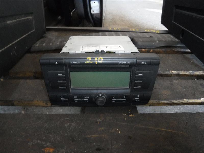 Магнитофон Skoda Octavia A5 BLS 2006