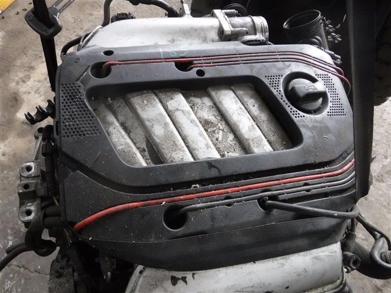 Двигатель Vw Golf 4 1J1 AGZ 1999
