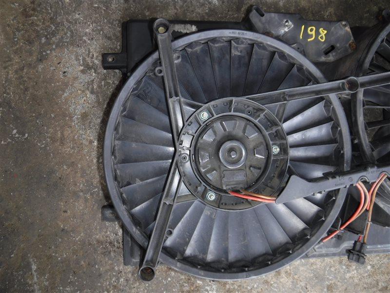 Вентилятор радиатора Vw Transporter T4 7DB AJT 2000 передний левый