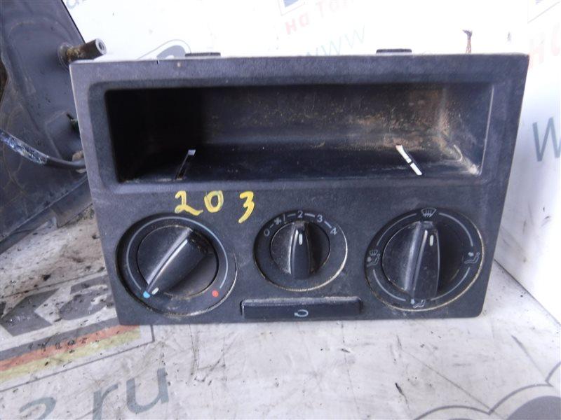 Блок управления отопителем Vw Transporter T4 70XD ACV 1998