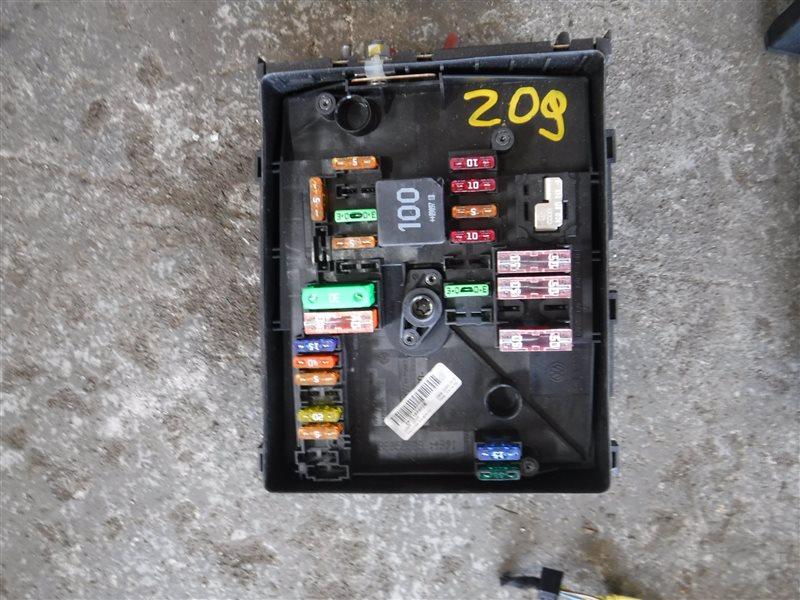 Монтажный блок реле Skoda Octavia A5 BLS 2008