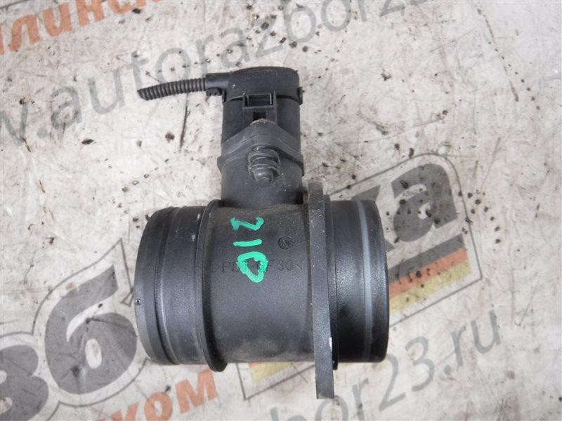 Расходомер воздуха ( дмрв ) Skoda Octavia A5 BLS 2006