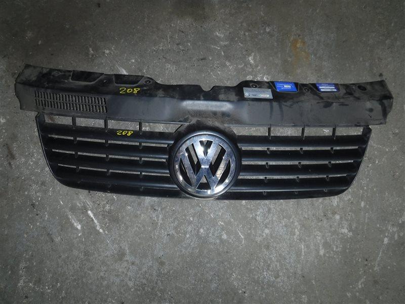 Решетка радиатора Vw Transporter T5 7HB AXB 2005