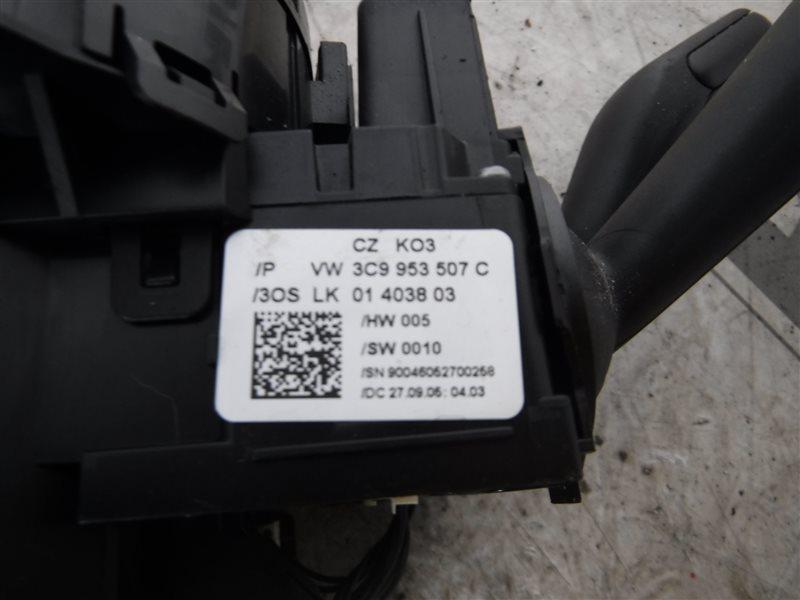 Подрулевой переключатель Vw Passat B6 3C5 BMP 2005