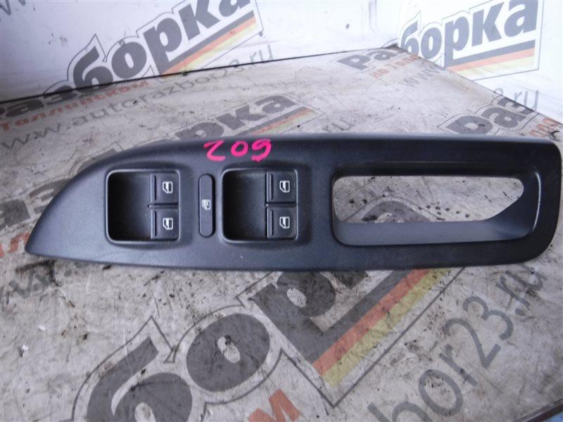 Блок управления стеклами Skoda Octavia A5 BLS 2008