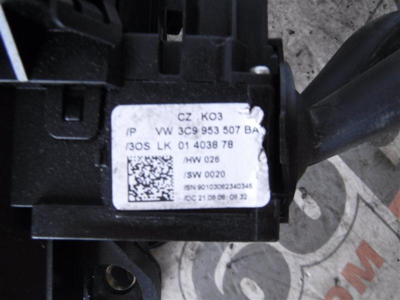 Подрулевой переключатель Vw Passat B6 3C5 BMP 2007