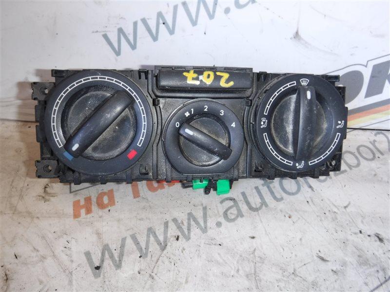 Блок управления отопителем Vw Transporter T5 7HB BRS 2007