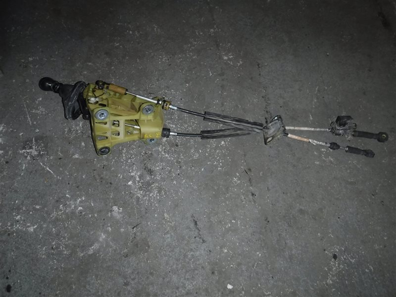 Кулиса переключения кпп Vw Transporter T5 7HB BRS 2007
