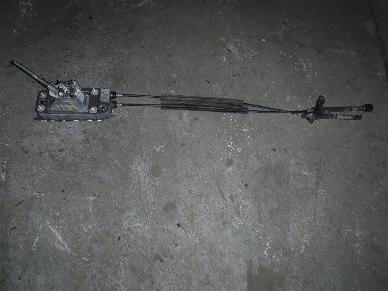 Кулиса переключения кпп Vw Passat B6 3C5 BMP 2007