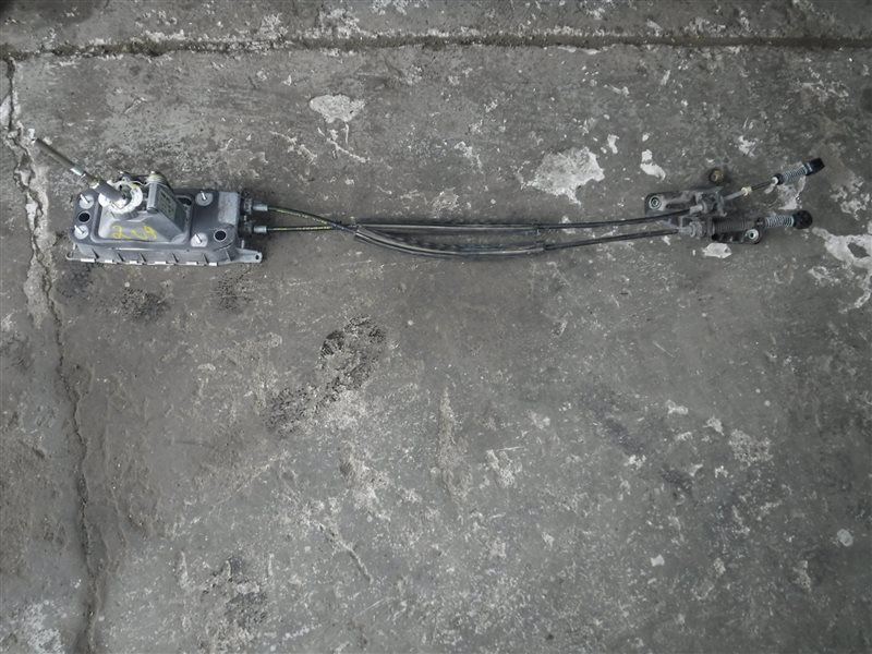 Кулиса переключения кпп Skoda Octavia A5 BLS 2008