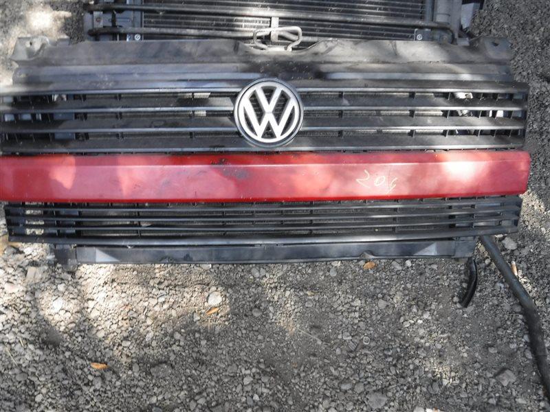 Решетка радиатора Vw Transporter T4 7DB AAB 1994 передняя