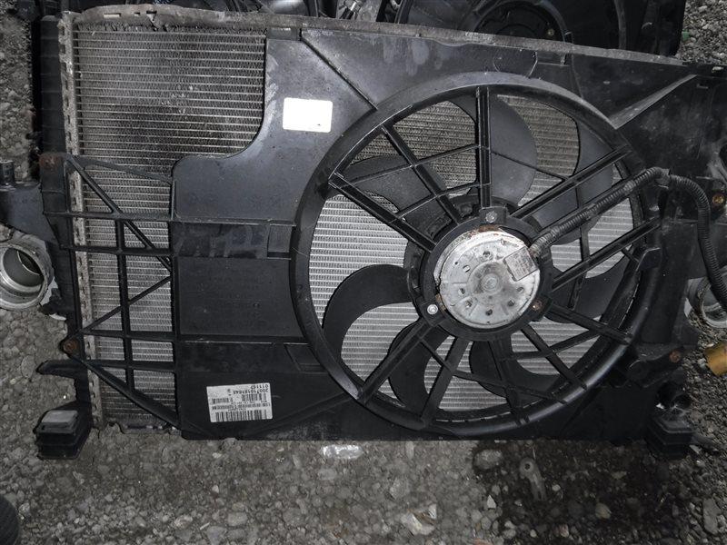 Вентилятор радиатора Vw Transporter T5 7HB BRR 2005