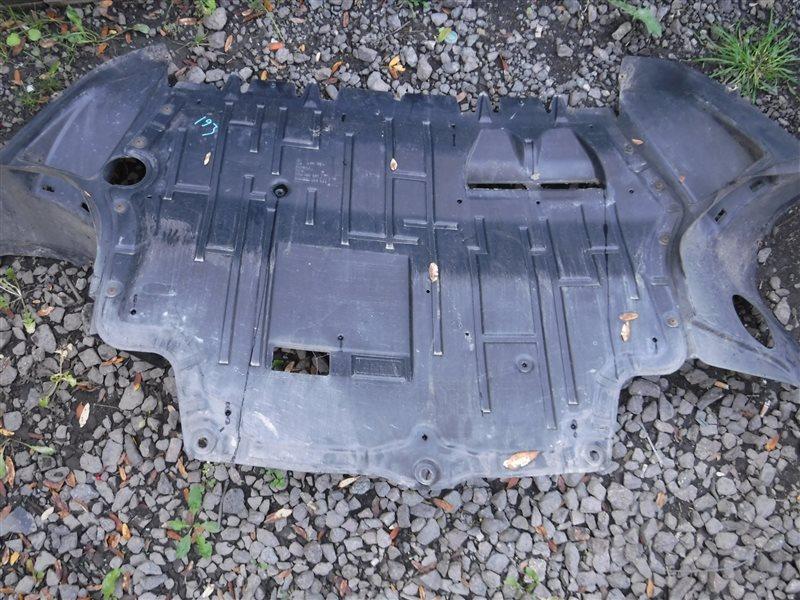 Кожух защитный двигателя Vw Passat B6 3C5 BKC 2006 передний нижний