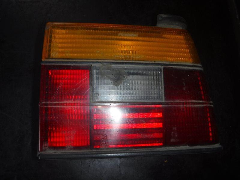 Фонарь задний Vw Jetta RP 1990 правый