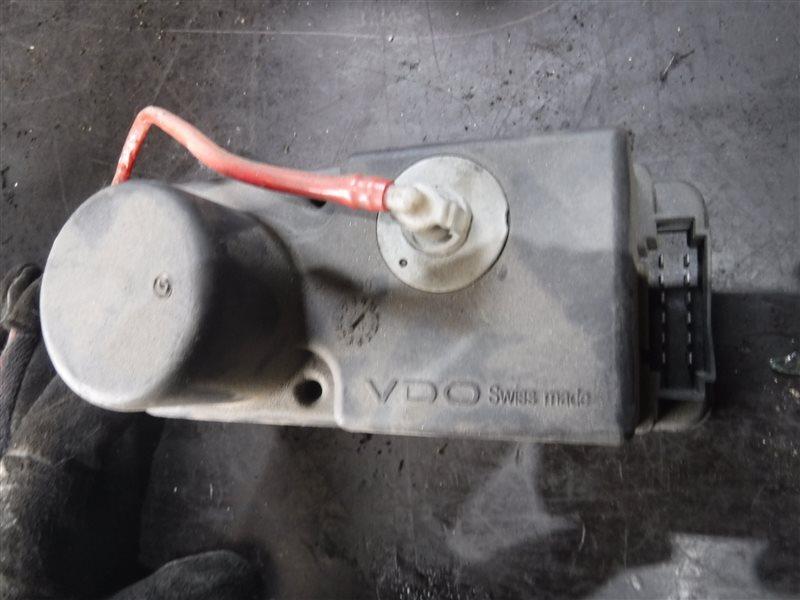 Компрессор центрального замка Vw Golf 3 1H1 ABS 1994