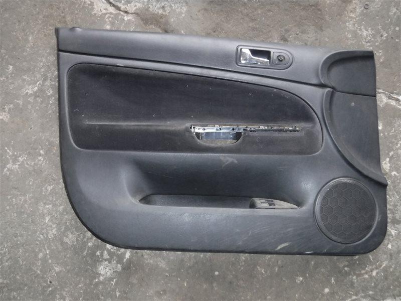 Обшивка двери (карта) Vw Passat B5 3B5 ADR 1999 передняя левая