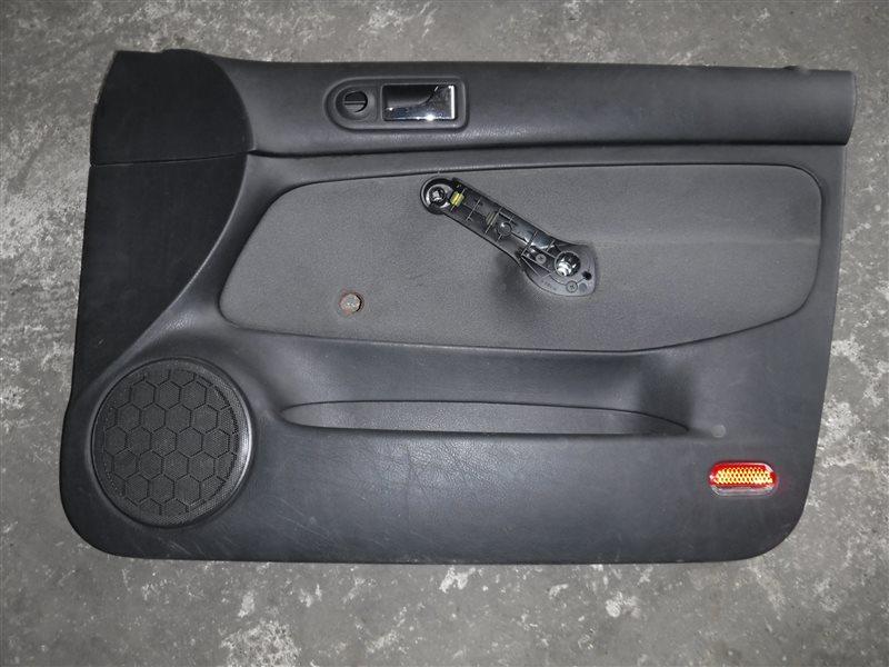Обшивка двери (карта) Vw Golf 4 1J1 AGN 1999 передняя правая