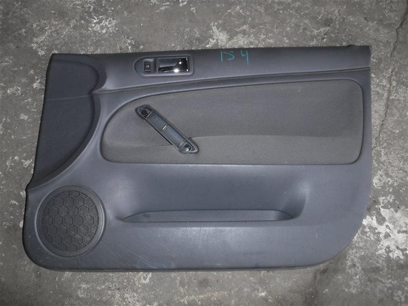 Обшивка двери (карта) Vw Passat B5 3B5 AEB 1999 передняя правая
