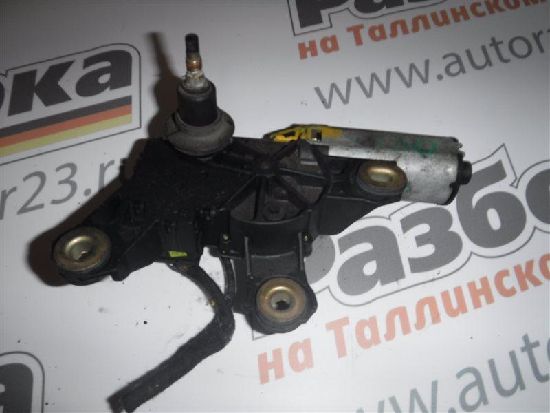 Мотор дворников Vw Golf 4 1J1 AKQ 1999 задний