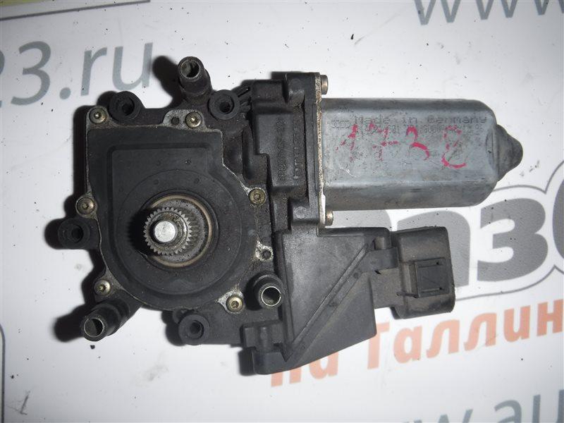 Мотор стеклоподъемника Audi A4 B5 ADP 1998 передний левый
