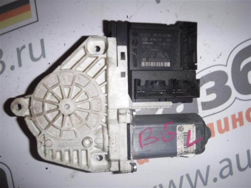 Мотор стеклоподъемника Vw Passat B6 3C5 BMP 2006 передний левый