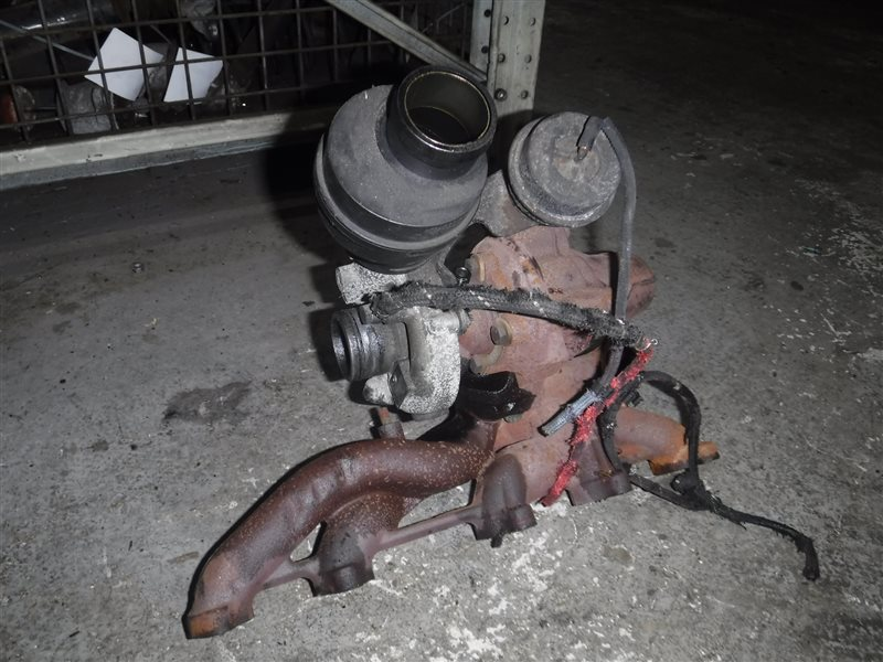Турбокомпрессор (турбина) Vw Transporter T4 7DB ACV 2000