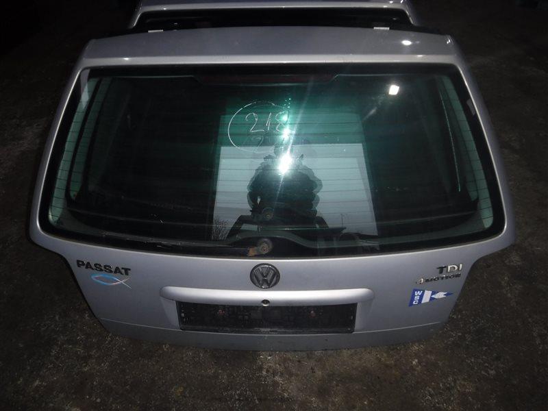 Дверь багажника Vw Passat B5 3B5 ADR 1997 задняя