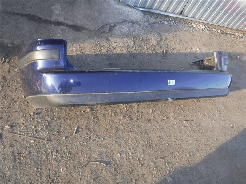Бампер Vw Sharan 7M AUY 2003 передний