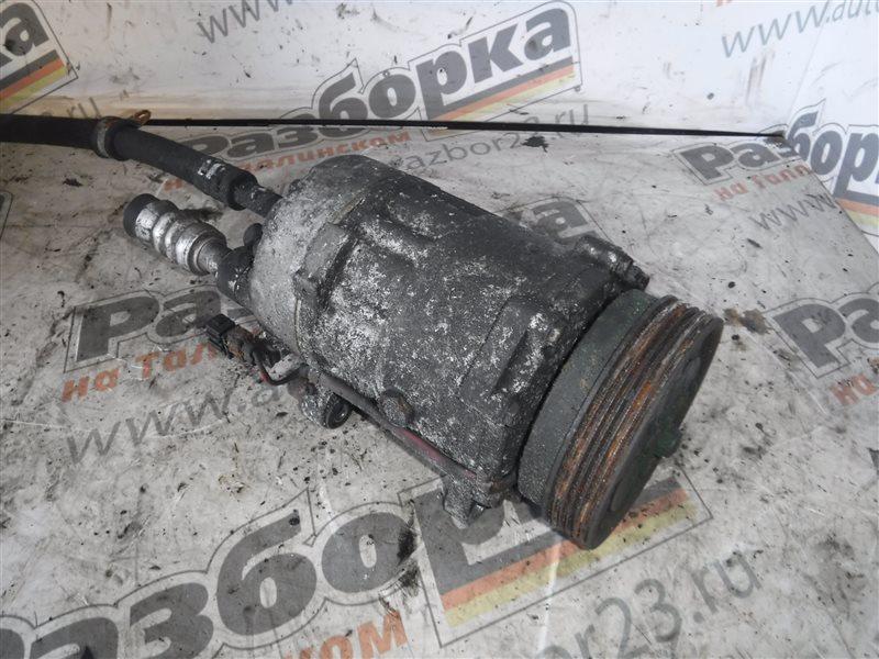 Компрессор кондиционера Vw Passat B4 3A2 1Z 1995