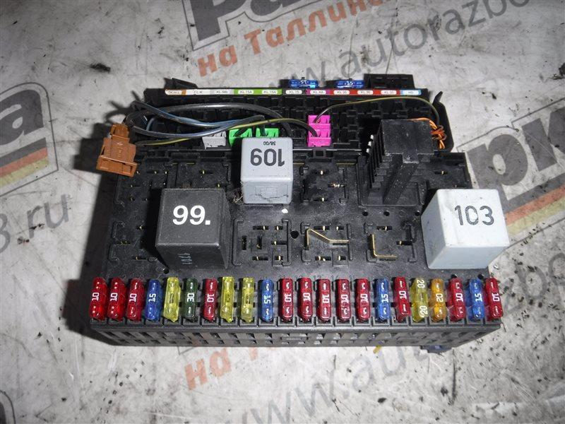 Монтажный блок реле Vw Transporter T4 7DB ABL 2000
