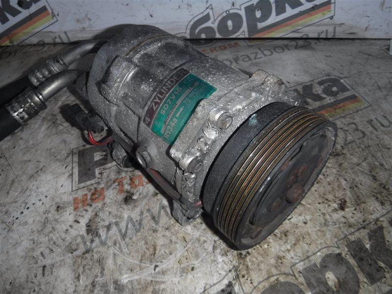 Компрессор кондиционера Vw Passat B4 3A2 ADY 1995