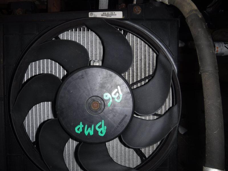 Вентилятор радиатора кондиционера Vw Passat B6 3C5 BMP 2005