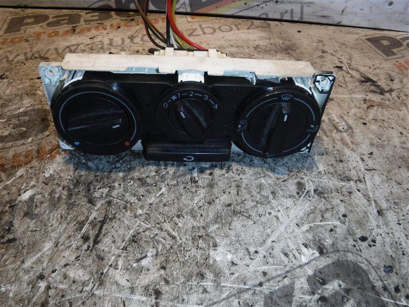 Блок управления отопителем Vw Transporter T4 7DB ABL 1999