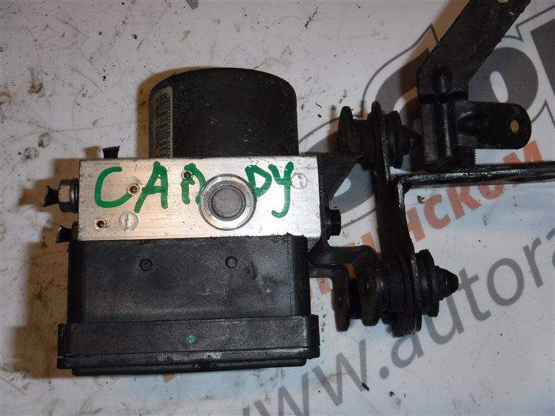 Блок abs Vw Caddy 2KB AYQ 2003