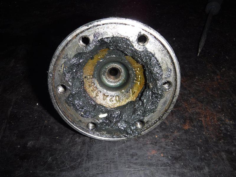 Фланец коробки передач Vw Passat B4 3A2 2E 1995