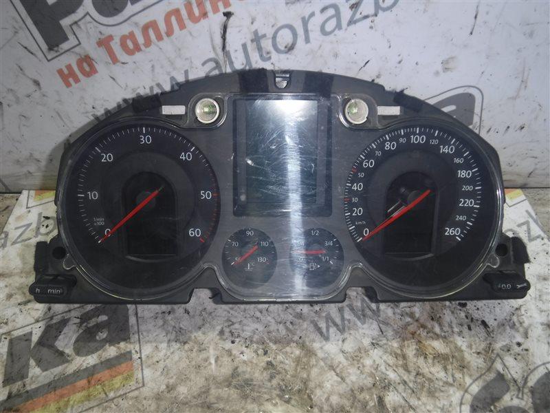 Панель приборов Vw Passat B6 3C5 2005