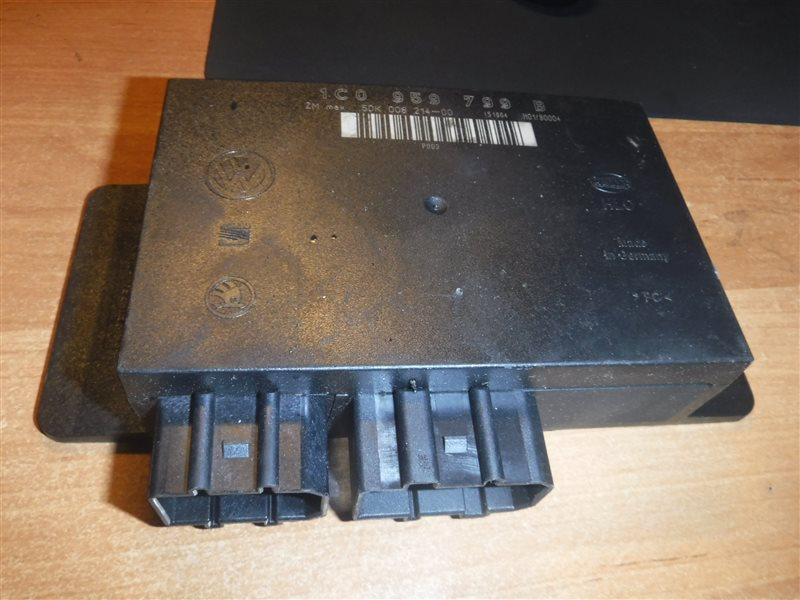 Блок комфорта Vw Passat B5 3B6 AJM 2001