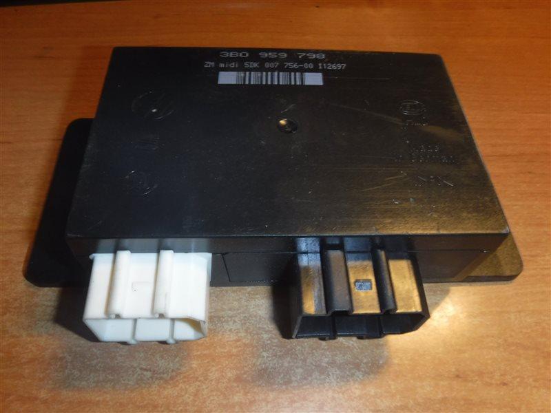 Блок комфорта Vw Passat B5 3B5 AFN 1999