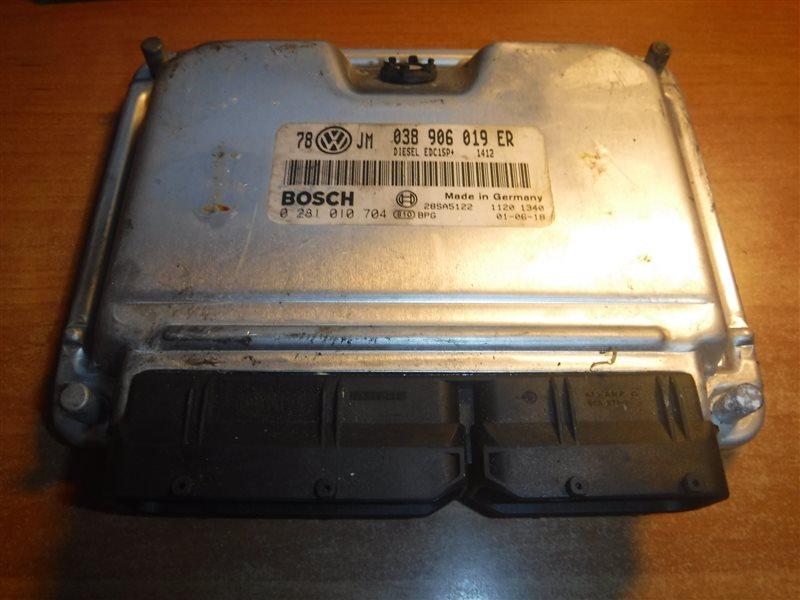 Блок управления двигателем эбу Vw Passat B5 3B6 AWX 2002